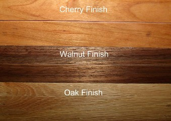 Additionally, we also have blue, black, and green foam velveteen inlays  available at an additional cost, as well as cherry, walnut, and oak wooden  feet to ...